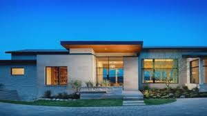 100 Single Storey Contemporary House Designs One Story Mediterranean Plansmodern Modern Luxury