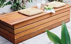 patio storage bench plans from this to a storage benchbest 20