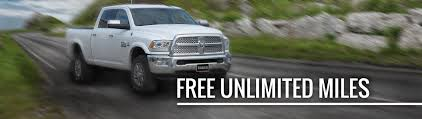 Free Unlimited Miles | No Caps On Miles You Drive Your Pickup ...