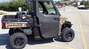 2013 Polaris Ranger XP 900 with Power Windows and Pro Fit Cab