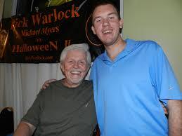Who Played Michael Myers In Halloween 2 warlock eric ackerman u0027s celebrity encounters