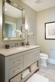 Best Paint Color For Bathroom Cabinets by Sherwin Williams Sw 7673 Pewter Cast Grey Vanity Paint Color