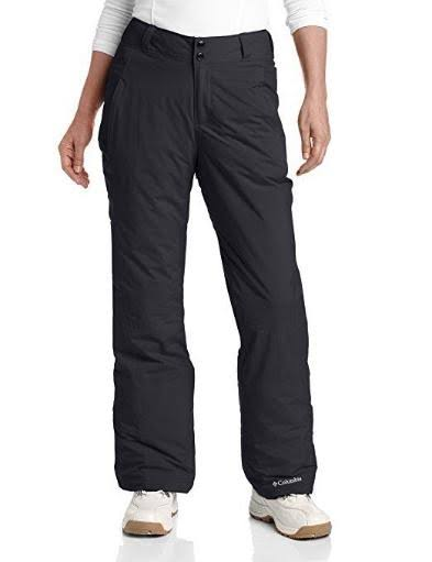 Columbia Women's Modern Mountain 2.0 Snow Ski Pants - Black, Large