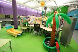 do you want to move your cubicle to hawaii this is so gonna go