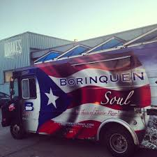 Borinquen Soul - San Francisco Food Trucks - Roaming Hunger Spark Soma Streat Food Park Gets Ready To Launch New Mission Bay 10 Essential San Francisco Trucks For Summer Eater Sf Taste Travel Savouring Life In Full Flavour Truck Wrap Or Anzu Nikko Hotel Custom Vehicle Wraps Meal Boxes Etc Roaming Hunger Top 5 Honestlyyum Mi Grullense Taco Legislation Seeks To Reduce Teions In Kona Ice Of North Marin Ca Usa People Sharing Meals Off Photo Show Dj Party Funcheap Bliss Pops Street