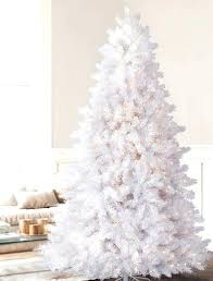 White Prelit Trees A Lit Tree Require Decor Its Cool And Pre Christmas