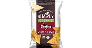 Frito Lay Unveiled Organic Doritos