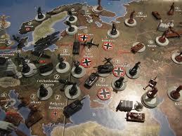 Axis Allies Anniversary German Setup For 1942