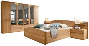 schlafzimmer in erle massivholz und beleuchtung möbelhaus pohl wilhelmshaven friesland