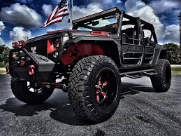 2017 Jeep Wrangler Unlimited BAD BOY CUSTOM LIFTED LEATHER HARDTOP ...