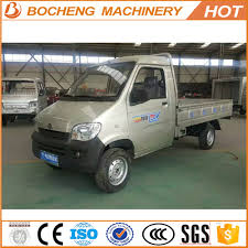 Electric 4 Wheel Truck/small Truck Made In China - Buy Pick Up Truck ...