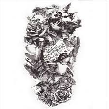 Forearm Tattoo On Paper Ideas Ink And Rose Tattoos