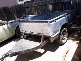 Datsun Nissan 720 Truckbed Trailer SOLD Datsun Parts For Sale