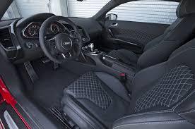 2014 Audi R8 V10 Plus interior Motor Trend