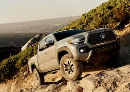 100 Mid Sized Trucks Toyota Eager To Take On New Midsize Rivals With 2020 Tacoma Medium