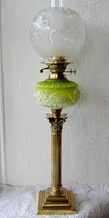 Antique Kerosene Lanterns Value by Antique Oil Lamps Decor References