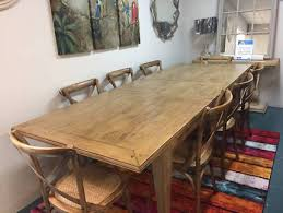Stanley Provincial Timber Extension Dining Table 210 310cm