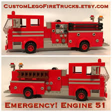 Emergency! Engine 51 Custom Lego Fire Truck 1:32 Scale | Emergency ... Custombricksde Lego Custom Moc City Model Us Fire Truck Sbfd Engine 33 The Pride Of Down Town Moc Lego Fdny Model Fire Trucks Home Facebook Hpfr 6 Youtube Ideas Product Ideas Realistic Brickyard Apparatus Mvp Rescue Pumper Archives Ferra Intertional Pierce Engines Tankers Imgur Heavy Squad Custom Stickers Itructions To Build A Man Tgm Vehicle 7239 Decotoys