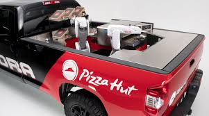 100 Pizza Truck Toyota Created A Making Robot