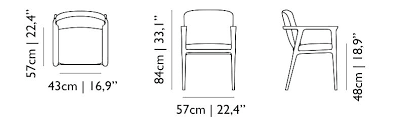 Dining Chair Dimensions Standard Size Cm Dinin