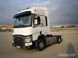Renault T520 SLEEPER CAB_truck Tractor Units Year Of Mnftr: 2014 ...