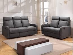 couchgarnitur relax stoff 3 2 carlina anthrazit
