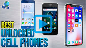 Top 10 Unlocked Cell Phones of 2018