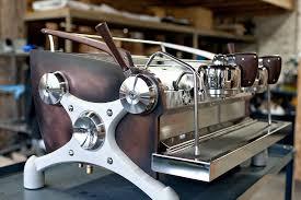 Custom Slayer Espresso Machine