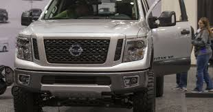 Restyled Titan XD Makes Nissan A Heavy-duty Pickup Contender