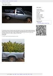 100 Trucks On Craigslist This Pickup Truck Full Of Weed Is The Best Deal Going On