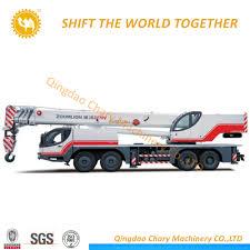100 Pickup Truck Crane China Zoomlion Qy70 70 Ton
