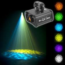 American DJ H20 LED IR Multi Color Water Flow DJ Light Effect