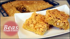 mandel blechkuchen rezept schnell leckeren mandelkuchen backen