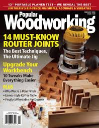 february 2004 139 popular woodworking magazine