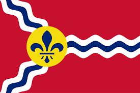 Flag Of St Louis