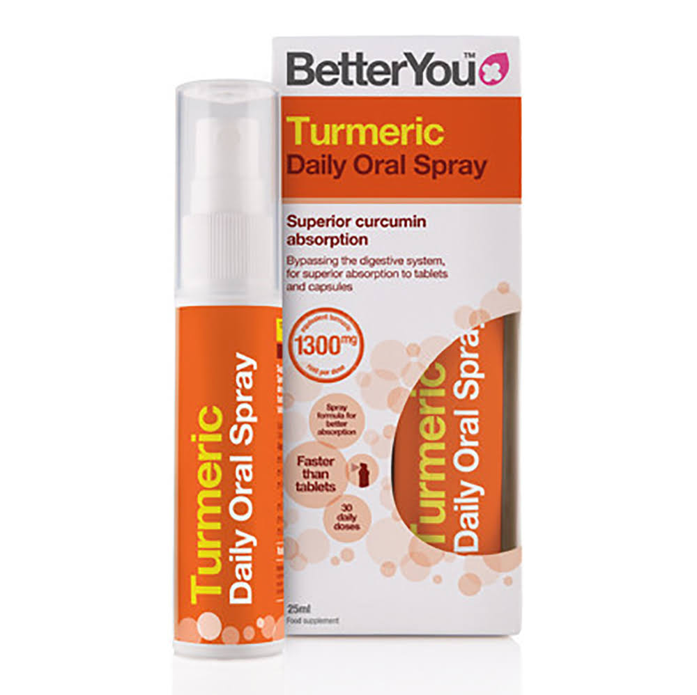 BetterYou - Turmeric Oral Spray - 25ml