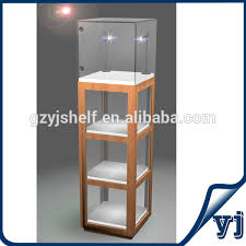 Cheap Small Glass Display Cabinet Design Designed Shop Commercial Store Retail