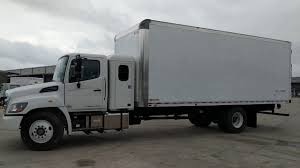 100 Straight Trucks For Sale With Sleeper 2019 Hino 268A With And 24 BoxTruckWalk Around YouTube