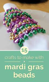 Craft Work Ideas With Beads Theboxing Org