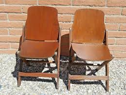2 US American Seating Co Vintage Wooden Folding Chairs WWII ... Rd9582 2 Vintage Samson Folding Chairs Shwayder Bros Samso Amazoncom Wooden Chair Modern Ding Natural Solid Leather Home Design Set Of Twenty Four Bamboo Red Home Lifes French Directors In Beech 1960s Antique Armchair With Shadows Stock Photo Luggage On Edit Folding Chair Restorno Chairsantique Arm Chairsoccasional Pair Armchairs In Wood And Brown Galerie