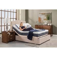 Sleep Comfort Adjustable Bed by Adjustable Beds Costco