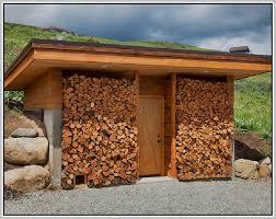 Outside Firewood Rack Lochman Living