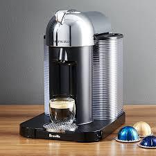 Nespresso By Breville VertuoLine Chrome Coffee Espresso Maker