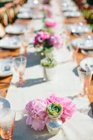 Fresh Spring Wedding Table Decor Ideas