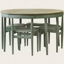 Round Game Table And Chairs