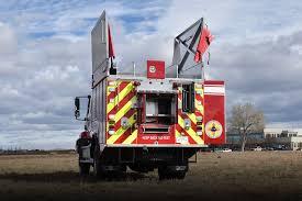 100 Santa Fe Truck NM Fire Department 1052 SVI S