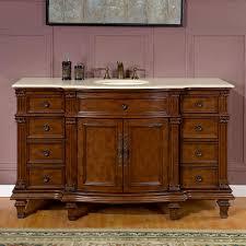 silkroad exclusive 60 inch bathroom vanity granite top