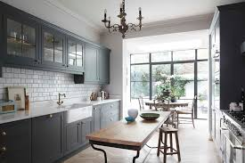 Proper Kitchen Cabinet Knob Placement by Kitchen Gray Shaker Kitchen Cabinets Shaker Style Cabinet Doors