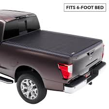 100 Truck Bed Rail Covers BAK INDUSTRIES Revolver X2 Tonneau Cover For 0519 Frontier 6 Ft With Factory Caps