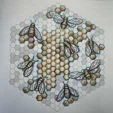 ShareIG Bumbles Bees Adultcoloringbook Colouring Milliemarotta Milliemarottasanimalkindom Nevertooold